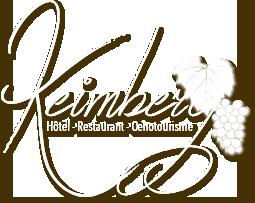 KEIMBERG - Hôtel, Restaurant, Oenotourisme - Cleebourg Alsace